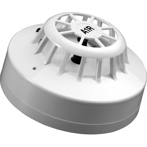 Series 65 Cr Heat Detector With Flashing Led Fire Security