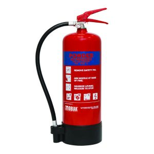 Portable Extinguishers