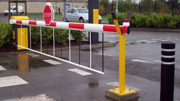 APT Car barrier