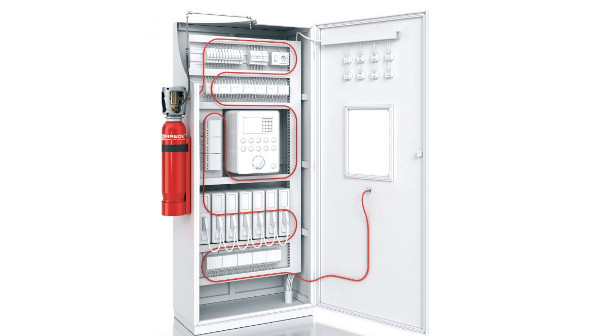 Cabinet Extinguisher
