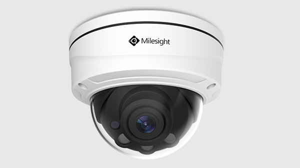 Milesight dome camera