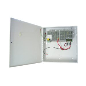 2402STE Fire alarm power supplies