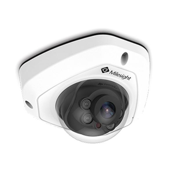 MS-C5373-PB Vandal proof dome camera