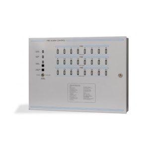 40 zone control panel